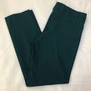 Zac & Rachel Forest Green Casual Pants